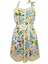 Desigual Cotton Sleeveless Dresses for Women