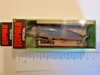 RAPALA COUNTDOWN SPECIAL - CD9 - MU SW -  SPECIAL -  MADE AND PRINTED IN FINLAND