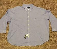 589997d3 Polo Ralph Lauren Big & Tall Dress Shirts for Men for sale | eBay
