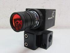 PULNiX micam VHR tm-6 Miniature Camera Pentax 16 mm 1:1 .4 impecable