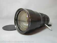 SUPER-16! VIDICON ZOOM 2.5/15-150mm C-MOUNT LENS 16MM BMPCC MOVIE CAMERA