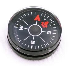 Wholesale Lot 24pcs 20mm Black Dial Small Mini Compasses BK