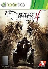 The Darkness II (Microsoft Xbox 360, 2012) NO ORIGNAL PICTURE
