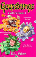 Goosebumps Collection: Welcome to the Dead House (Goosebumps-ExLibrary