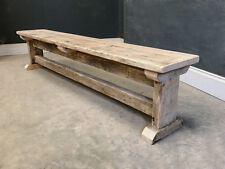 6FT BENCH - RECLAIMED I-FRAME VINTAGE DINING KITCHEN BENCH