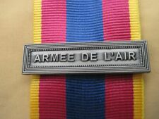 Agrafe  Armée de l'Air  pour la Médaille de la Défense Nationale