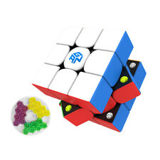 GAN356M Standard 356 Magnetic 3x3x3 Magic Cube Switch Contest Puzzle Toys