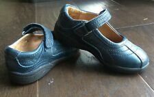 new Stride Rite Claire Blue Navy Leather Mary Jane Shoes SIZE  8.5 our 25.5
