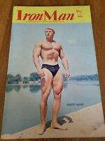 IRONMAN bodybuilding muscle fitness magazine/Robert Moore 5-70