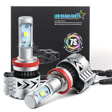 JDM ASTAR 7S 8000LM H8 LED Car Fog/ Cornring Light/ DRL Bulbs Lamps Xenon White