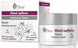 AVA Laboratorium Dilated Capillaries Repair Creamy Serum for the Night 50ml