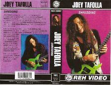 joey tafolla reh shredding guitar instructional dvd yngwie malmsteen