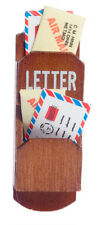 Letter Rack for a Dolls House, Miniatures Ideal for a shop scene Post Office