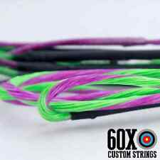 "57"" 60X Custom Strings BCY X Compound Bowstring Choice of 2 Colors Bow String"