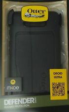 OtterBox Defender Series Case for Motorola Droid Ultra Black