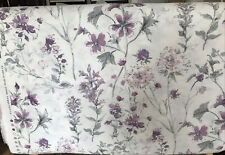 Laura Ashley Wild Meadow Pale Iris Fabric / Material x 10 Metres - NEW