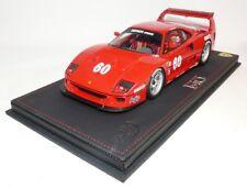 BBR Ferrari F40 LeMans Rood #60 P18139B 1:18 no MR