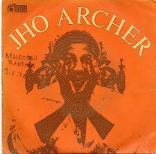 "JHO ARCHER. SUMMERTIME IS WHERE I AM. RARE PS SP 45 7"" 196? NOTHERN SOUL"