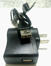 Charger Adapter with Usb Cable for Tens Ems Unit Replacement Safe Ul Certified