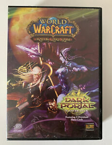 World of Warcraft Dark Portal - Starter deck Trading Card Game Lots Of Cards