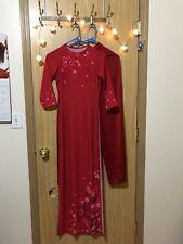 Vietnamese Ao Dai dam cuoi wedding - Vietnamese Traditional ao dai Dresses