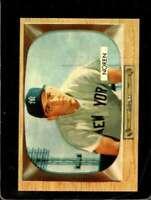 1955 BOWMAN #63 IRV NOREN EX YANKEES  *X3026