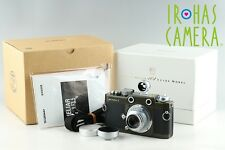 Voigtlander Bessa-T 101 Years Model + Heliar 50mm F/3.5 Lens With Box #12431E3