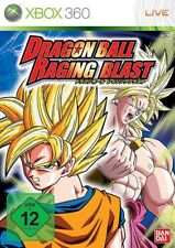 Dragonball: Raging Blast XBOX 360 Spiel