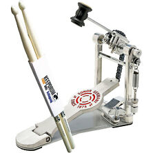 Sonor Sp 4000 Bass Drum Pedal + Drumsticks
