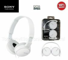 Sony MDR-ZX110AP ZX Series Extra Bass Smartphone Headset with Microphone - Apple