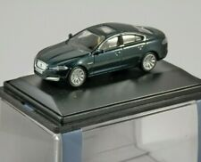 JAGUAR XF in British Racing Green 1/76 scale model OXFORD DIECAST