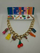 Dylans Candy Bar Retro Mega Charm Necklace Hard 2 Find  BX10