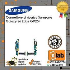 CONNETTORE DI RICARICA PER SAMSUNG GALAXY S6 EDGE SM G925F DOCK USB FLEX FLAT