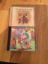 Sleeping Beauty & Five Other classic stories and Puss In Boots CD's