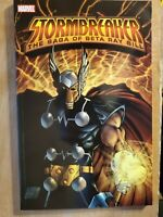 Stormbreaker Saga of Beta Ray Bill readable condition Thor Disassembled