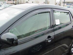 Tape-On Vent Visors for 2003 - 2008 Pontiac Vibe
