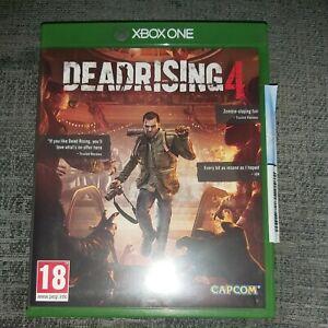 Dead Rising 4 (Microsoft Xbox One, 2016)