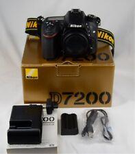 Nikon / D7200 Body Digital SLR Camera