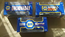 Set of  NAPA Collectable Diecast Race Cars-Ron Hornadays Car & Truck-Autocare500
