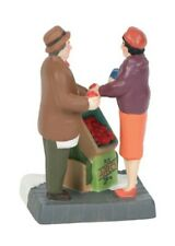 Dept 56 Christmas In the City Apple Vendor #6000575 Brand New Free Shipping