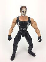 2006 TNA Marvel Toys Sting Wrestling Action Figure Loose From Battle Pack