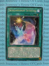 DUEA-EN058 Satellarknight Skybridge Rare UNL edition