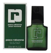 PACO RABANNE POUR HOMME EAU DE TOILETTE 30ML SPRAY - MEN'S FOR HIM. NEW