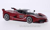Burago - Ferrari FXX-K - rot - 1:24 Bburago >>NEW<<