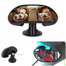 1Pcs Adjustable Car Back Seat Rearview Mirror With Suction Cup Baby Child Safety