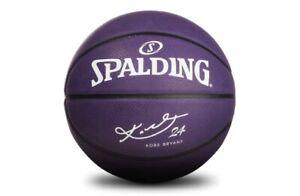 Spalding Kobe Bryant Size 7 Basketball LA Lakers Purple Snake (Brand New)