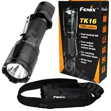 Fenix TK16 CREE LED 1000 lumen tactical flashlight Upgrade from TK22