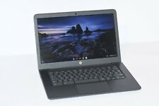 "Laptop HP Chromebook 14-db0003na (Grey) 14"" AMD Dual Core A4 4 GB RAM 32GB eMMc"