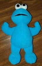 """COOKIE MONSTER Fisher Price 10"""" Plush 2002 Sesame Street MUPPETS w/Tag"""
