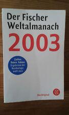 Der Fischer Weltalmanach 2003